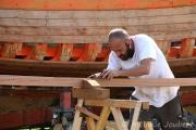 <h5>Restauration du Flimiou, bateau de servitude du port de Douarnenez</h5>