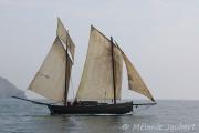 <h5>Guide Me, lougre lancé en Cornouailles en 1911</h5>