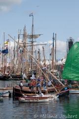 <h5>Les bateaux croates</h5>