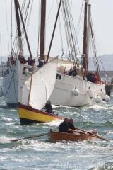 <h5>Le chenal du port de Brest</h5>