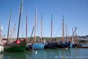 <h5>Les bateaux de la rade de Brest</h5>